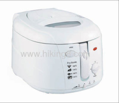 2.5L oilless home deep fryer With Time Controller