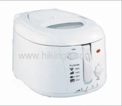 Adjustable Thermostat 2.5L electric deep fryer