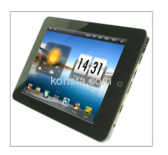 "8 inch 8""touch panel tablet PC Support 1080P Full HD Player"