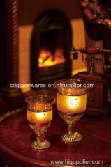 tall votive candle holder
