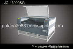 3d sponge cutting laser machine