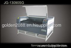 plastic foam laser cutting machinemachine