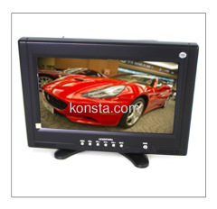 "9"" 16:9 TFT ALL SYSTEM TV"