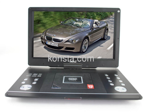 15.6 inch 3D Portable DVD Player