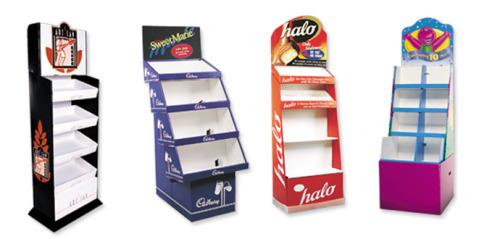 Standee Display Display Stand Display Rack From China
