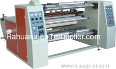 Slitting rewinder slitter rewinding machinery