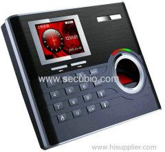 fingerprint time attendances access control rfid card system