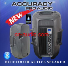 Bluetooth active speaker