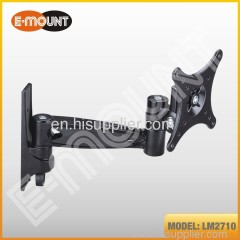 Swivel wall mounts for 10''-24'' flat screens