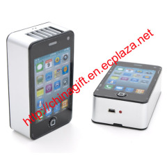 Iphone Air Conditioner Fan