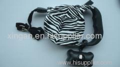 leash with bag