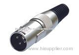 xlr connectors ,microphone plug,