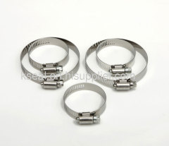 Stainless Steel Worm Drive air duct clamps K44 Series