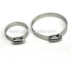 Stainless Steel Worm Drive cable grip clamps K72 Series