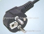 vde power cord