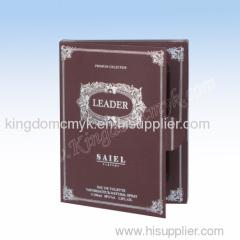 Book Pefume Box
