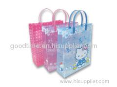 transparent gift bag