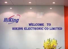 Hiking Electronic CO., Ltd.