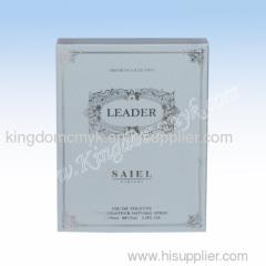 Fancy Silver Display Packagings