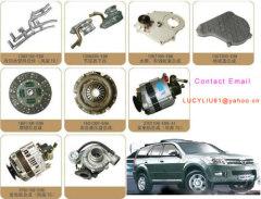 China vehicle auto parts