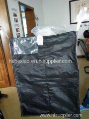 black bulk bag