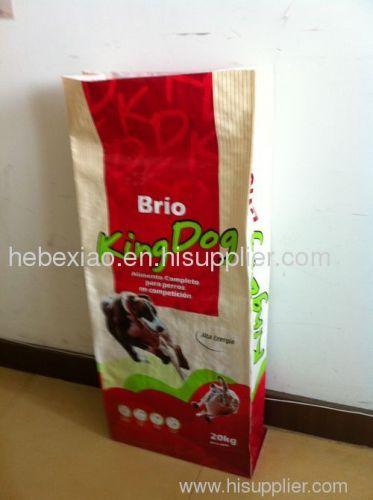 20kg dog food bag