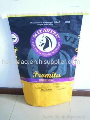 20kg horse feed bag