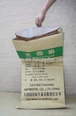 kraft paper/pp woven bag