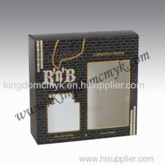 Black Cosmetics Display Box