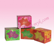 Abstract Sweet Paper Boxes