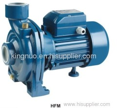 Single phase 220V/50Hz HFM Centrifugal Pump