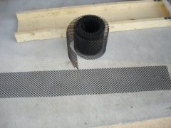 expanded metal coils