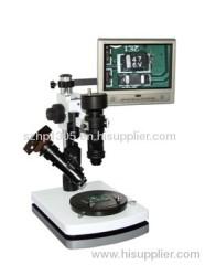 stereoscopic microscopes