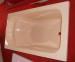 simple bathtub acrylic bath tub hot tub