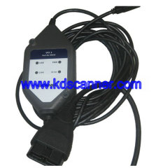 Truck Diagnostic Tool- Scania Vci2 BMW SCANNER ELM Family Tool Service Interval Reset Auto ECU programmer