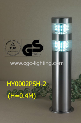 50W stainless steel LED garden post Light products China