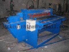 welded mesh machine/wire mesh row welding machine/welding equipments machinery