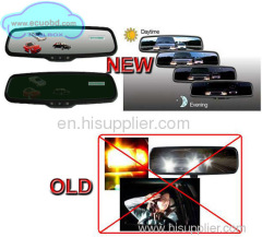 Auto Dimming Rearview Mirror with Compass High Quality