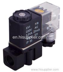 2p solenoid valve