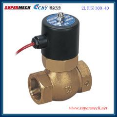 steam water solenoid valve