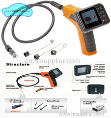 Wireless inspection camera with color LCD monitor High Quality