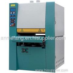 Sanding Machine for WPC (wood plastic composites)