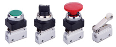 Pneumatic Mechanical Valve