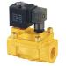 Fluid solenoid valves