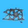 OPEL RADIATOR FAN ASSY