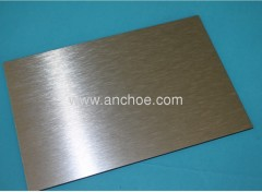 Brushed ACP Aluminum-Plastic Board----ANCHOE PANEL