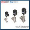 2/2 way piston-operated angle-seat valves