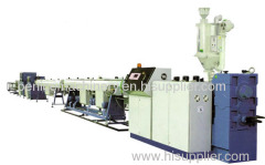 PPR pipe extrusion line