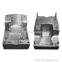 plastic officee chair mould