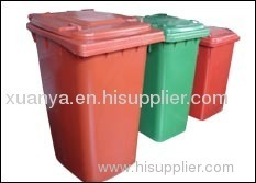 plastic trasn can mould